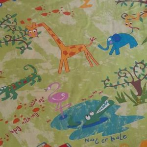 Large Playmat with Removable Waterproof Cover