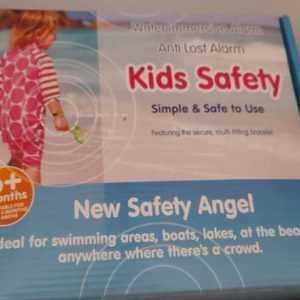 Kids Safety Angel Alarm