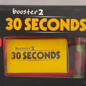 30 Seconds Booster Cards