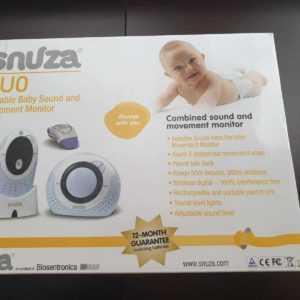 Snuza Duo Movement and Sound Monitor