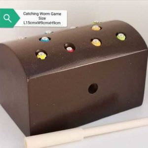 Worm Catching Game