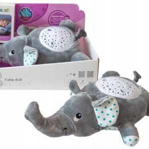 Grey Elephant Projector lamp