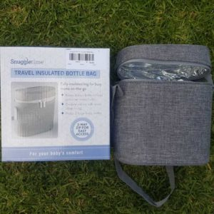 Snuggletime Travel Insulated Bottle Bag