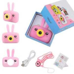 Bunny Ear Kids LED Camera