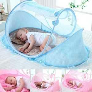 Pop Up Baby Bed