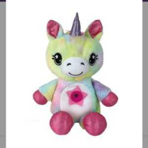 Rainbow Unicorn Star Belly